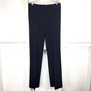 Kenneth Cole Classic Flat Front Black Pant 4